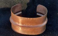 Bratara handmade din cupru