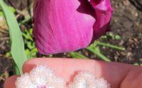 """Cercei """"floare de cires"""""""