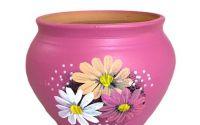 Bol ceramic decorativ
