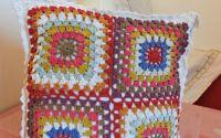 fata de perna colorata cu patrate colorat unicat