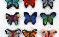 Brosa fluture impaslit