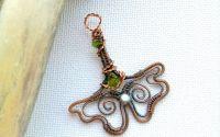 Medalion stilizat frunza Ginkgo