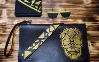 Golden Skull Set