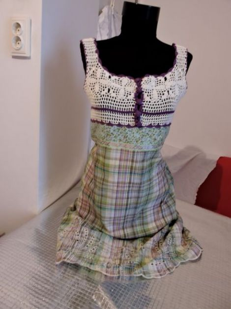 rochie colaj