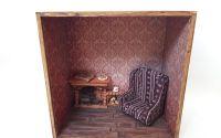 Camera cu semineu