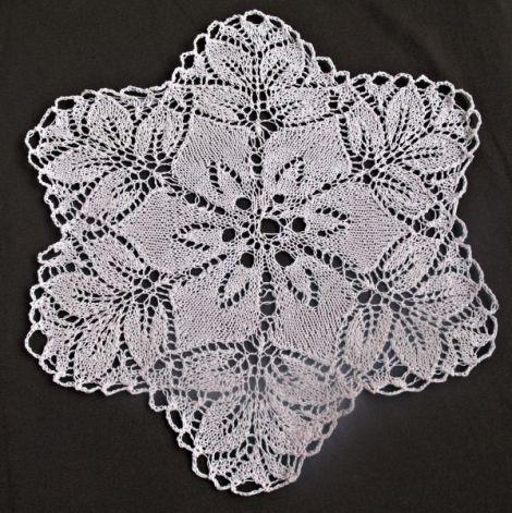 mileu crem tricotat fin  26 cm