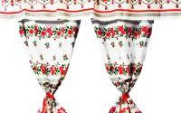 Perdea de bucatarie traditional 200x150cm Moldova