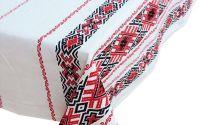 Fata de masa traditionala 6 pers 150x110 Oltenia