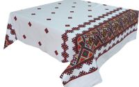 Fata de masa traditionala 12 pers 150x240 Banat