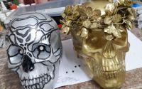 Deco skull