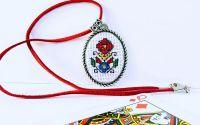 Medalion inspirat din folclorul bulgaresc