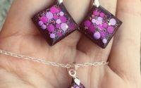 Set de bijuterii - Purple dream