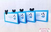 Plicuri dar botez baietel Baby Mickey