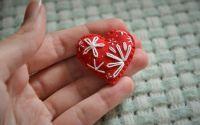 Inimartisor- brosa inima din fetru