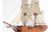 Macheta din lemn a navei LADY WASHINGTON