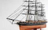 Macheta din lemn a navei CUTTY SARK