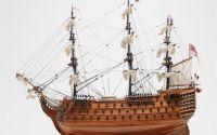 Macheta din lemn a navei VICTORIA