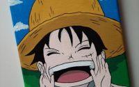 Tablou Luffy
