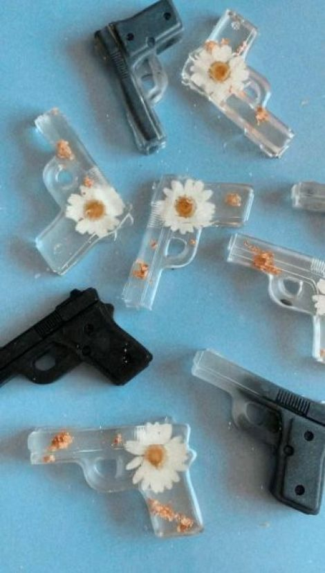 Mini-pistol rasina