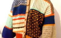 jerseu svetr bluza  colorat tricotat manual