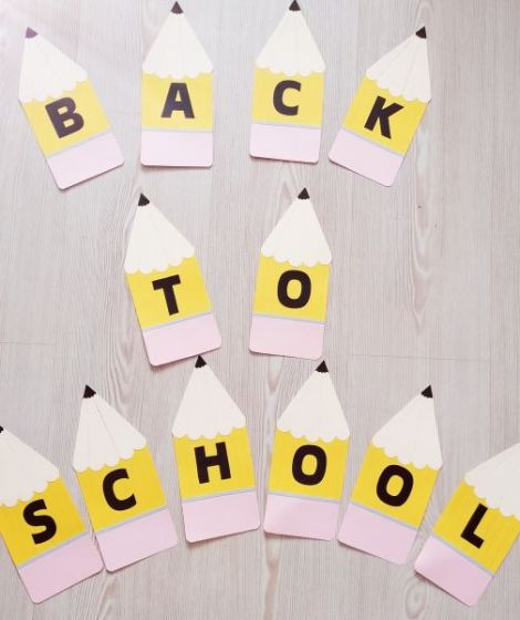 Ghirlanda  Back to School