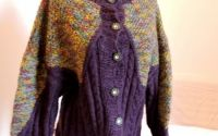 jerseu mov tricotat
