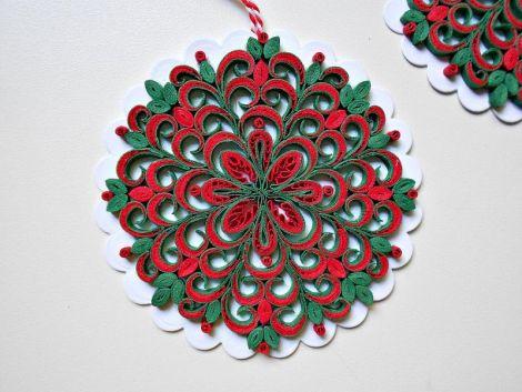 Ornament Craciun