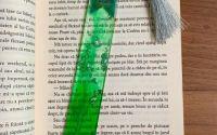 Semn de carte Harry Potter - Slytherin