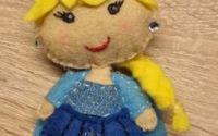 Elsa ptr decorat obiecte lumanari marturii