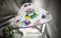 Masutasuport pentru flori sau scaunel
