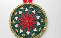 Ornament brad Craciun