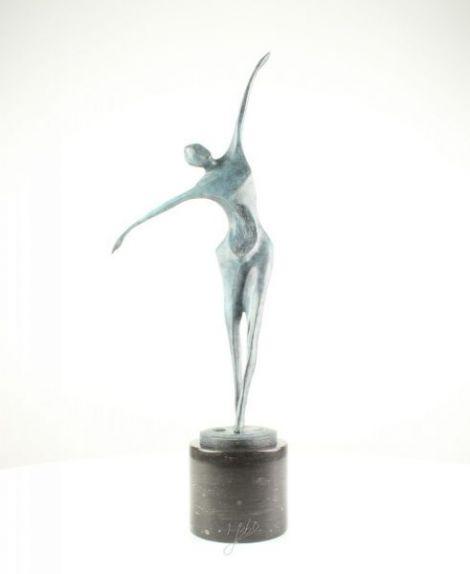 Sculptura moderna - statueta din bronz