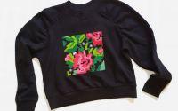 Bluza pictata motiv traditional