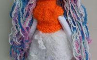 Papusa unicat handmade BabyAmelia by Art Republic