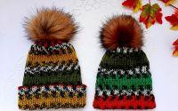 Caciula tricotata manual