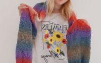 Fular si caciuli tricotate manual