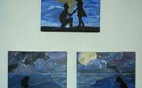 Set pictura  pe sasiu