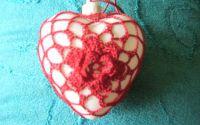 Glob crosetat - inima