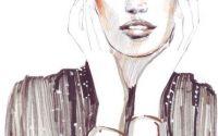 Portret de moda cu maini