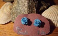 cercei rose beads