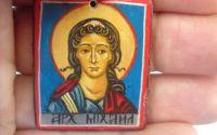 iconita cu Arhanghelul Mihail