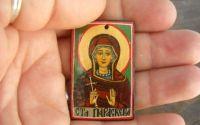 iconita cu Sfinta Parascheva