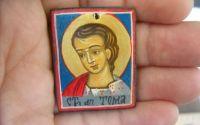 iconita cu Sfintul Apostol Toma