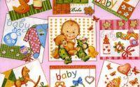 Servetel Baby roz