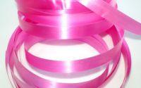 Panglica ornamentala roz - 8 mm 1m