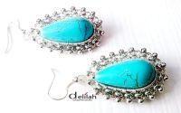 Liana Earrings turqoise