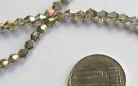 Cristale sticla biconice 4mm - 10b