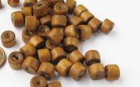 Margele lemn 8x6mmx25buc