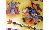 Tablou Cavalerul