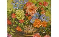 Tablou Vaza cu flori